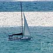 Sweet Sail Art Print