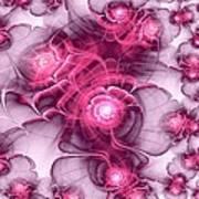 Sweet Sakura Art Print