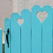 Sweetheart Gate Art Print