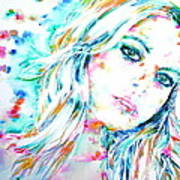 Sweetness Of Harmony Art Print
