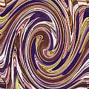 Swirl 88 Art Print