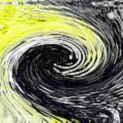 Swish 25 Art Print
