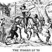 Sybil Ludington, 1776 Art Print