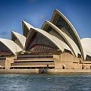 Sydney Opera House V10 Art Print