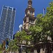 Sydney Town Hall Art Print