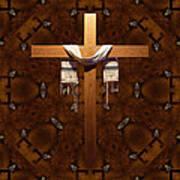 Symbol Of Faith Art Print