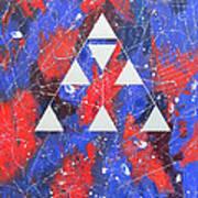 Symbol Of Faith 2001 Art Print