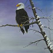 Symbol Of Freedom Art Print