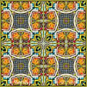 Symmetrica 379 Art Print