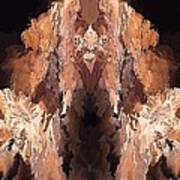 Symmetries - Marucii Art Print