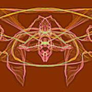 Symmetry Art 2 Art Print