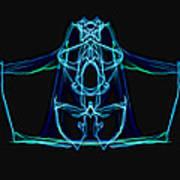 Symmetry Art 3 Art Print