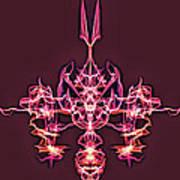 Symmetry Art 4 Art Print
