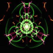 Symmetry Art 5 Art Print