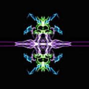 Symmetry Art 7 Art Print