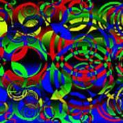 Synchronicity 1 Art Print
