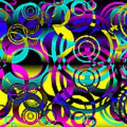 Synchronicity 2 Art Print