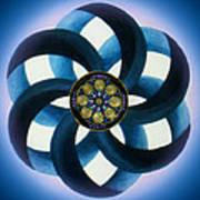 Synergy Mandala 1 Art Print