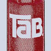 Tab Ode To Andy Warhol Art Print by Tony Rubino