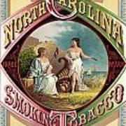 Tabacco Seal Print by Gary Grayson