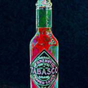 Tabasco Sauce 20130402 Art Print