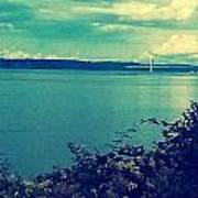 Tacoma Narrows  Art Print