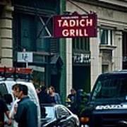 Tadich Grill Art Print