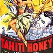 Tahiti Honey, Us Poster, From Left Art Print