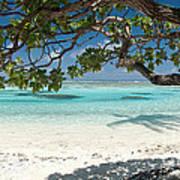 Tahitian Paradise Art Print