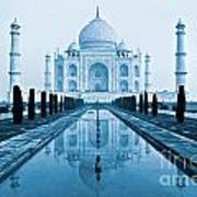 Taj Mahal - Agra - India Art Print