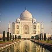 Taj Mahal 1 Art Print