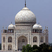 Taj Mahal - Agra - India  Art Print