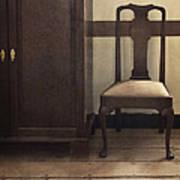 Take A Seat Print by Margie Hurwich