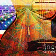 Take Me Home Country Roads 20140716 Art Print