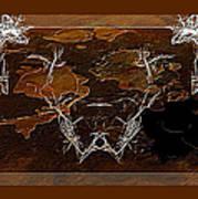 Take The Bull By Its Horns Art Print