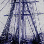 Tall Ship 2 Art Print