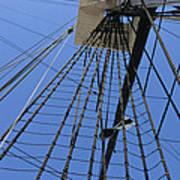 Tall Ship IIi Art Print
