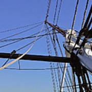 Tall Ship Iv Art Print