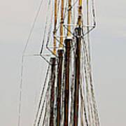 Tall Tall Ship Art Print
