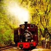 Talyllyn Railway 2 Art Print