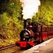 Talyllyn Railway 4 Art Print
