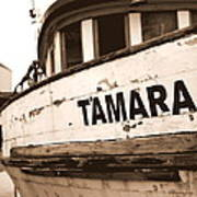 Tamara Art Print