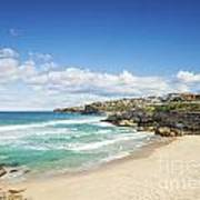 Tamarama Beach Beach In Sydney Australia Art Print