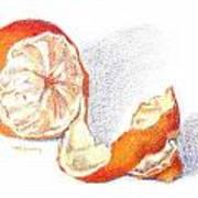 Tangelo Art Print