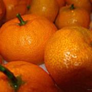 Tangerines 01 Art Print by Brian Gilna