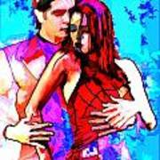 Tango Argentino - Love And Passion Art Print