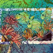 Tangs Trio Art Print