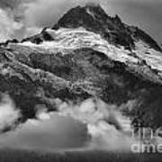 Tantalus Mountains - Canadian Coastal Mountain Range Art Print