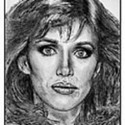 Tanya Roberts In 1981 Art Print