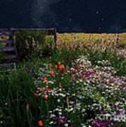 Tapestry In The Wild Art Print